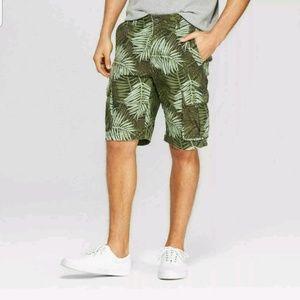 Men's Flex Waist Cargo Shorts - Goodfellow & Co Gr